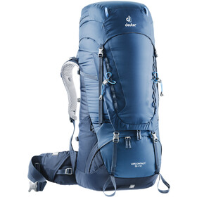 Deuter Aircontact 55 + 10 Rucksack midnight-navy